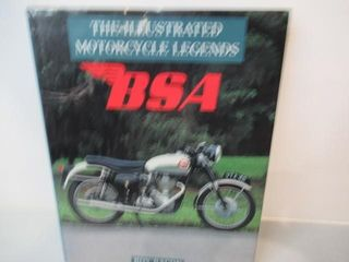 Rare with History of BSA