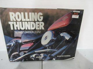 Rolling Thunder Photos of Harley Bike   People