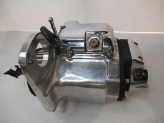 5 Speed H D Trans with Polished Case