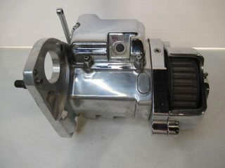Rare 6 Speed Right Side Drive Harley