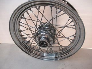 1Heritage 16  Front Wire Wheel