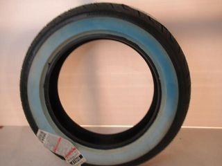 150 80 Big Wide White H D Tire New