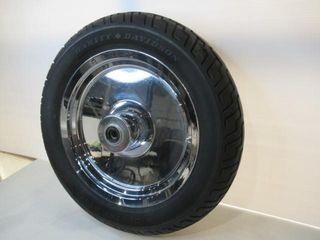 Fat Boy chrome Wheel Some Minor Corrusion 1 Tire