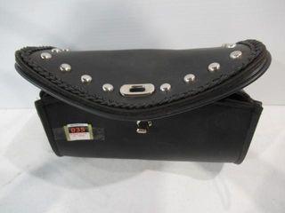 H D  leather Windshield Bag