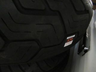 Dunlop Rear Tire 180 70 15