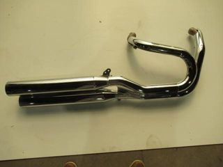 H D Exhaust System Complete