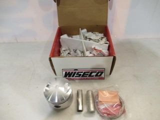 Pistons  Rings Pins  New  10 Over Fits 1340 Shovel