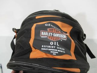 New  Harley Collapsible Round Fabric Cooler