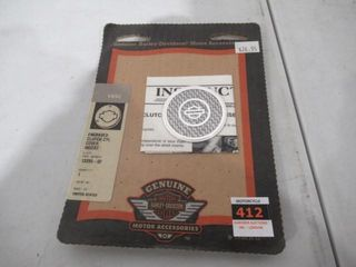 V Rod New Clutch Eyl Cover