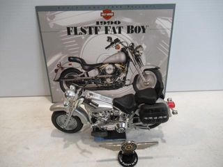1990 Fat Boy  First Year  Dealer Only Avail Has
