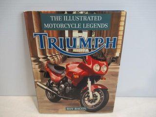 1Book Triumph History Hard Cover
