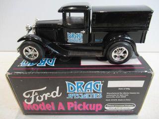 Drag Panel Truck