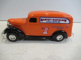 Harley Danielson Panel Truck Die Cast