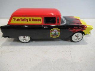 1955 Chev  Sedan Delivery Die Cast laconia 71st
