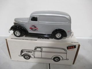 1999 Sturgis Panel Truck Die Cast with Box