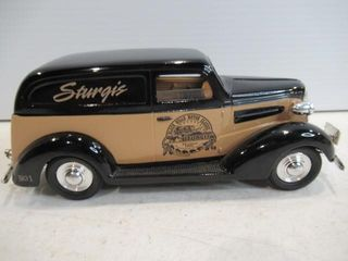 1938 Ford Panel Truck Die Cast Sturgis 1993 in Box