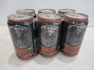 1996 Daytona 6 Pack Beer Unopened