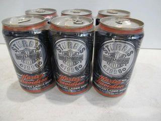 1996 Sturgis 6 Pack Beer Unopened