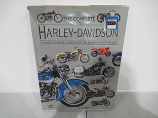 The Complete Book of H D 159 Pages 14 1 2  x 11