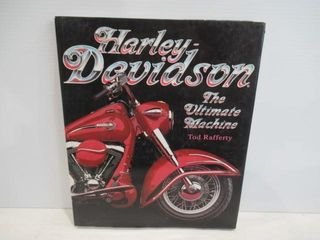 Book H D  The Ultimate Machine  14 1 2  x 12 192Pg