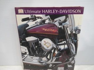 Ultimate H D Book 192 Pages 11 1 2  x 9 1 2