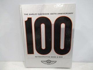 H D 100th Anniversary Book