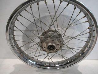 19  Japanese Wire Wheel 40 Spoke Drilled Alloy Hub