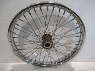 119  Wire Wheel 40 Spoke Raston Spool