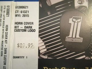 New in Box Horn Cover
