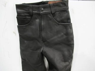 ladies leather Pants Size 6 New Never Worn