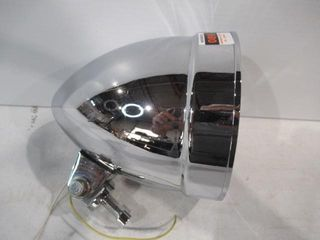 Teardrop Custom Headlight Halogen