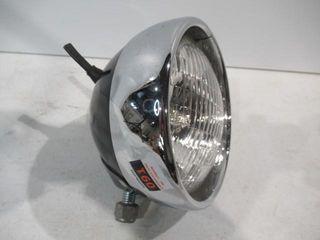 Custom Black Headlight