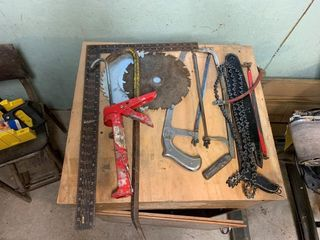 Square, Bar, Hack Saws,