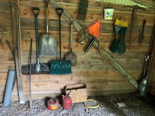 Scoop Shovel, Bar, Snow Shovel