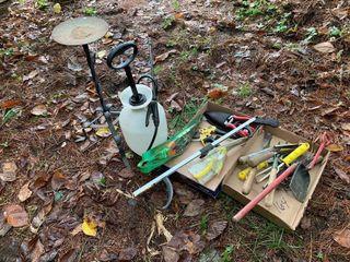 Garden Tools, Sprayers
