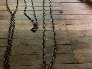 3 Log Chains