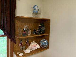 Bear Collectibles, Glassware,