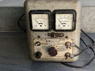 Mutiple item lot: Rectifier, Sears 12V charger