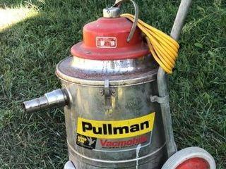Pullman vacmobile industrial vac.
