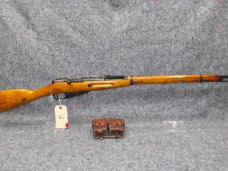 (CR) Russian Mosin Nagant 7.62X54R