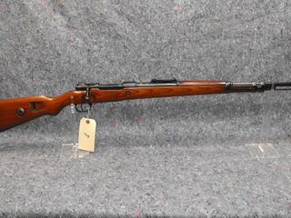 (CR) German Mauser K98 8MM
