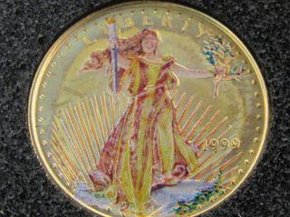 1999 $5 Coin
