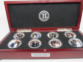 Prince Harry & Meghan Proof Collection