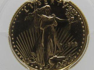 1998 $5 Gold Eagle Coin