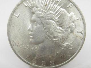 1923-P US Peace Dollar