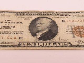 1929 US $10