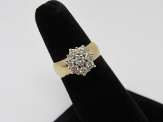 Multi Diamond Ring *Appraisal*