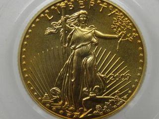 2009 United States $5 Gold Eagle
