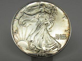 1994 US American Silver Eagle