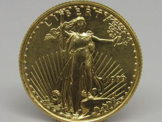 1999 American Eagle $10 Gold Coin Uncirculated